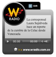 La corresponsal Laura Sepúlveda hace un reporte de la cumbre de la Celac desde Venezuela