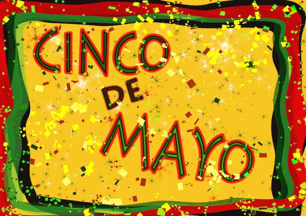 Ícono de celebración del Cinco de Mayo
