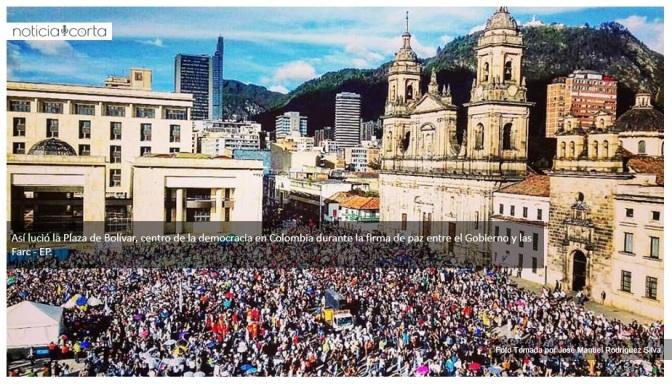 Firmada la paz entre el Estado colombiano y las Farc – Ep ¿Qué sigue?
