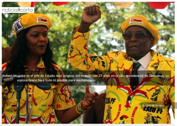 Los últimos días de Robert Mugabe