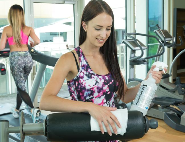 Limpieza Gym